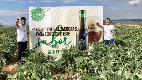 La cerveza de alcachofa, entre las mejores