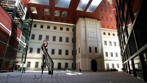 Museo de Arte Reina Sofía.