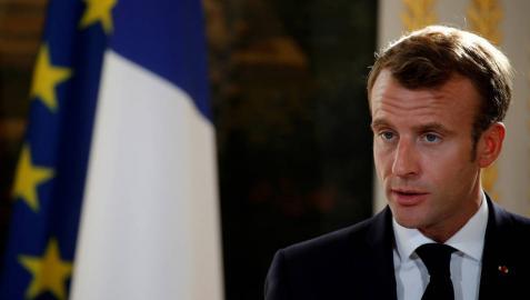 Macron cambia a cuatro ministros del Gobierno, incluido el de Interior