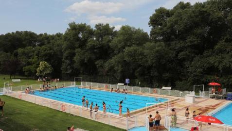 Apertura generalizada y segura de piscinas en la Merindad de Sangüesa