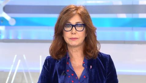 Ana Rosa Quintana confiesa que sufrió cáncer de mama hace ocho años