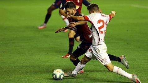 Aridane y David García amplían su contrato con Osasuna