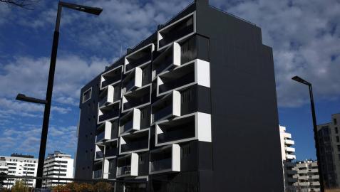 Los nuevos bloques de pisos deberán tener espacio para bicis y silletas