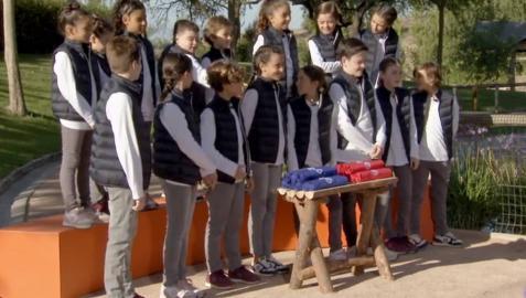 Sendaviva conquista a la audiencia en el estreno de MasterChef Junior 7