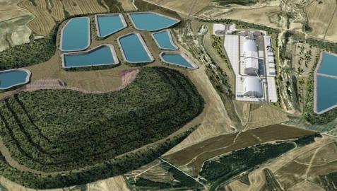 Geoalcali tramita la declaración de impacto ambiental de Mina Muga