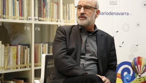 Fernando Aramburu: literatura contra el olvido
