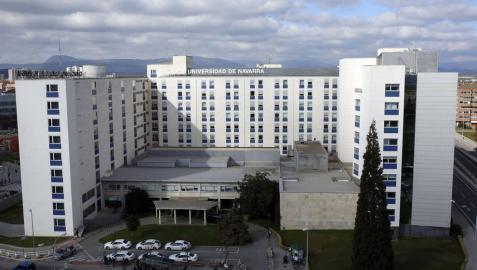 Navarra, a través del CHN y la CUN, formará por primera vez a una especialista en retina