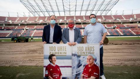Osasuna presenta la campaña de socios