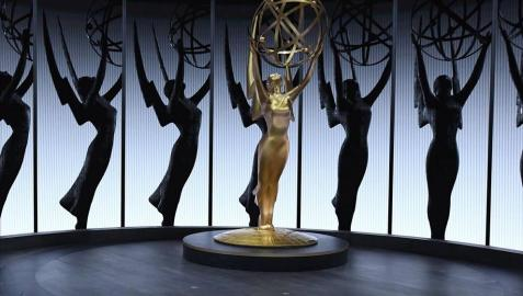 Imágenes de la 72 edición de los Emmy, los premios más importantes de la televisión, que se han celebrado en el Staples Center de Los Ángeles.