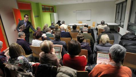Navarra expulsa a Adicae del registro de asociaciones de consumidores