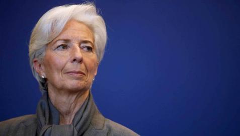 Lagarde, condenada por negligencia en Francia pero no temdrá que cumplir pena