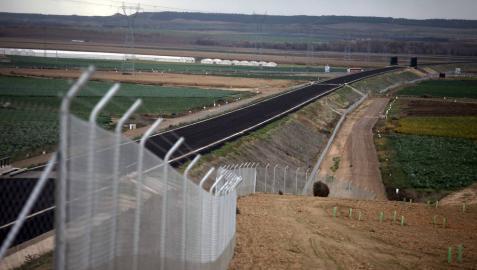 Las obras del TAV en Navarra seguirán paralizadas dos años más como mínimo
