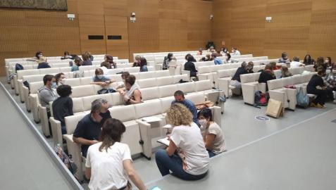 500 docentes de Navarra participan en un proyecto de educación emocional