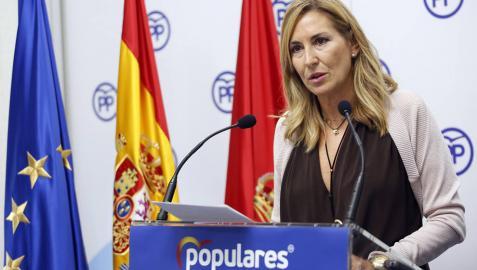 Beltrán ve a Sánchez capaz de negociar la anexión de Navarra al País Vasco