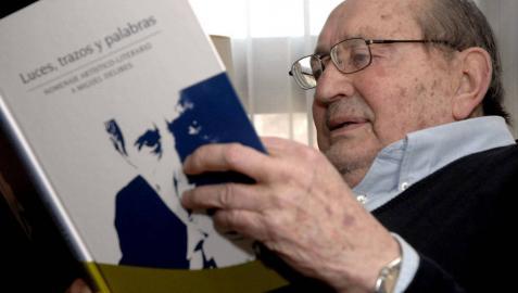 Miguel Delibes, una persona metódica y concienzuda