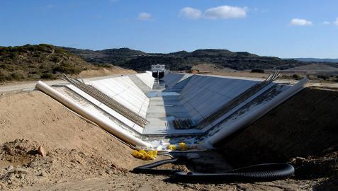 Comptos recomienda que se analice la financiación del Canal de Navarra