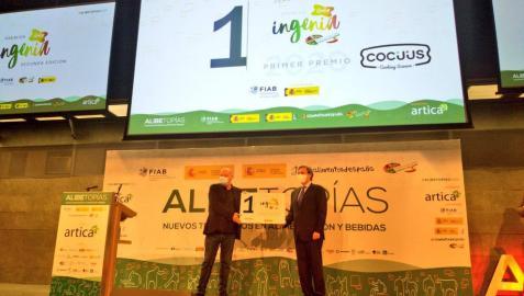 La navarra Cocuus, premio a la innovación alimentaria por sus impresoras