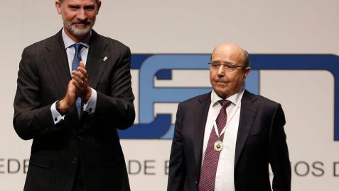 """Manuel Torres: """"Mi abuelo tenía un molino en Murcia..."""""""