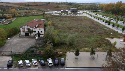 Pamplona permite las residencias comunitarias al sur de Azpilagaña