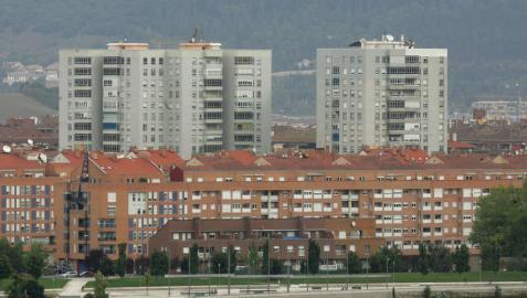 Vivir cerca de Pamplona. Barañain
