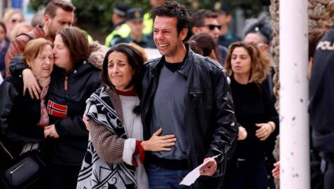 Este martes se ha celebrado el funeral del pequeño Gabriel Cruz, cuyo cuerpo fue encontrado este domingo