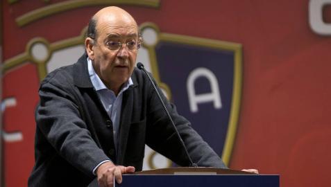 Joaquín Canalejo, expresidente de la Comisión de Control Económico