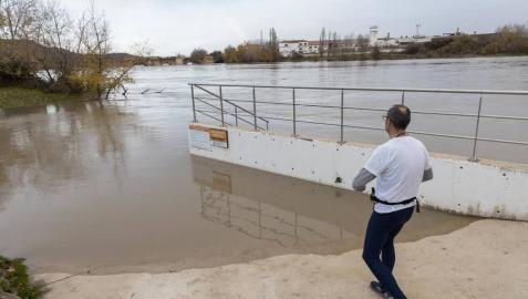 Los ríos alcanzan su pico sin provocar problemas y ya no se espera lluvia