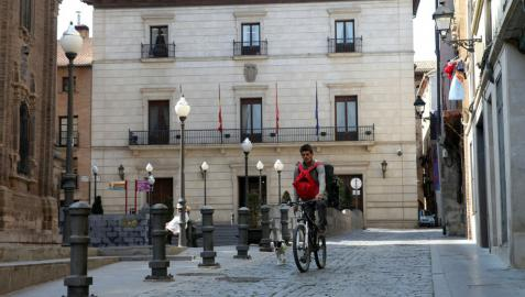 El Ayuntamiento de Tudela cierra 2013 con un superávit de 988.489 €