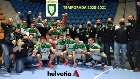 Helvetia Anaitasuna 2020-2021. ¡Cinco meses para la historia!