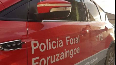 Disuelta una concentración de vehículos en el polígono de Areta ante una posible carrera ilegal