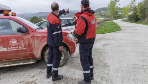 Resueltas 58 desapariciones de personas en menos de 24 horas en Navarra en 2020