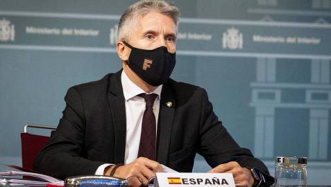 Marlaska niega que el apoyo de Bildu conlleve el traslado de presos de ETA