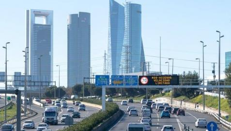 ¿Reducen las limitaciones de velocidad la contaminación atmosférica?