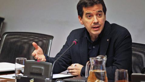 Mikel Irujo se perfila como sustituto de Manuel Ayerdi