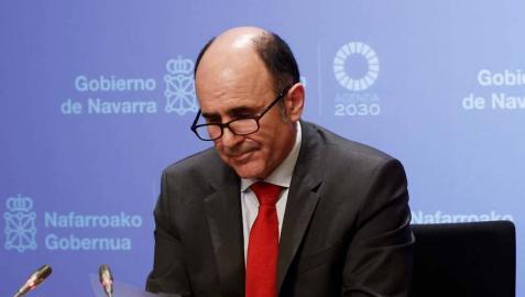 La causa penal contra Ayerdi pasará a un juzgado de Pamplona al dejar de ser aforado