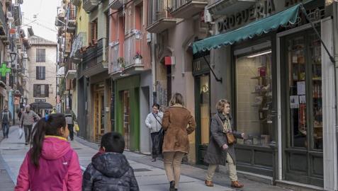 El comercio de Estella da luz verde al plan de revitalización del sector