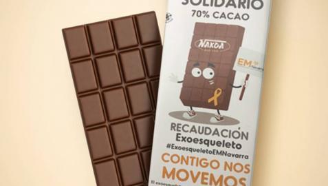 La Asociación de Esclerosis Múltiple lanza el chocolate solidario