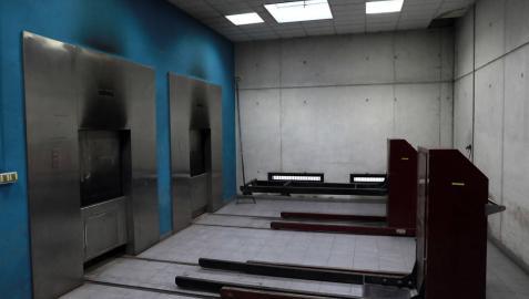 Pamplona prevé licitar un nuevo horno crematorio para reducir las demoras