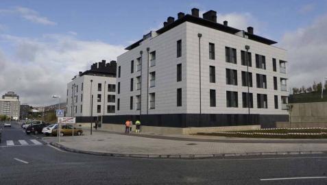 Adjudicadas las primeras VPO de alquiler joven en Mutilva de 'Navarra Social Housing'