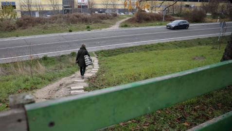 Vecinos de Itaroa reclaman una pasarela que esperan desde 2003