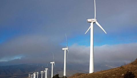 El Perdón, un parque eólico pionero, cumple veinte años