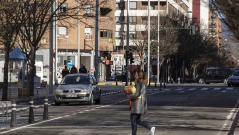 La segunda fase del rediseño de Pío XII incluirá espacios verdes en ocho zonas de estacionamiento