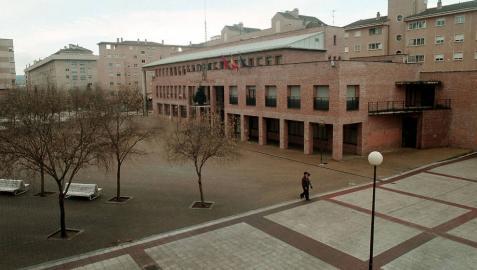 Ayuntamiento de Barañáin.