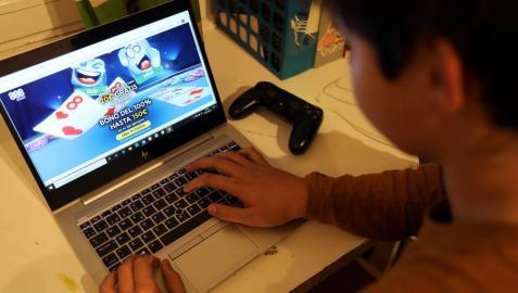 Los jóvenes navarros se inician en las apuestas y loterías con 16 años y medio