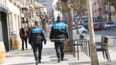 Las detenciones por violencia de género bajan un 21% en Tudela