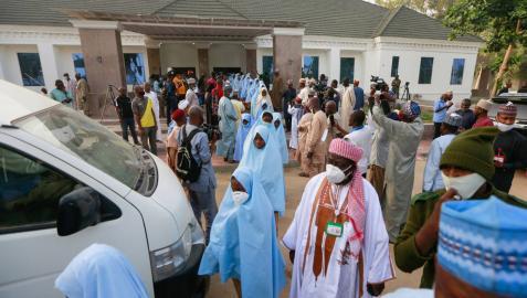 Liberación de las 279 estudiantes secuestradas en Nigeria