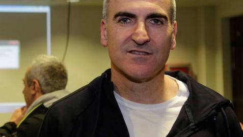 El presidente del comité de empresa de Volkswagen Navarra, Alfredo Morales, de UGT
