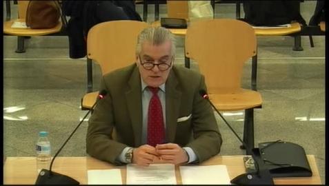 Vídeo de la segunda jornada del juicio a Luis Bárcenas