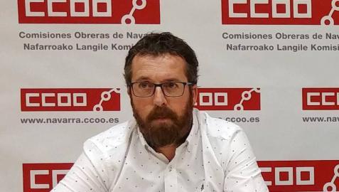Rubén Belzunegui, nuevo secretario general de Servicios de COO