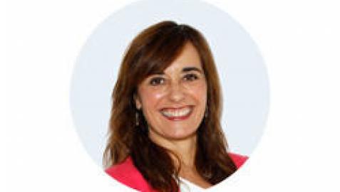 Marián García García, delegada de la Fundación Vicente Ferrer en Navarra, Aragón y La Rioja.